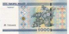 1000 Rublių