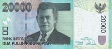 20000 Rupijų