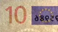10 eurų sutapimo ženklas pasikeitęs