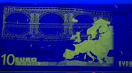 10 eurų kita pusė UV