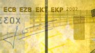 200 eurų siūlelis iš arti