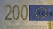 200 eurų sutapimo ženklas