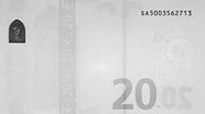 20 eurų infraraudonieji spinduliai