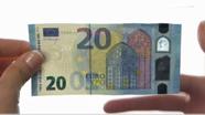20 eurų langelis