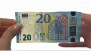 20 eurų langelis Nr. 1