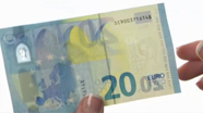 20 eurų langelis Nr. 2