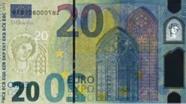 Nauji 20 eurų siūlelis
