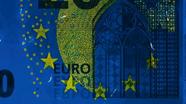 20 eurų ultravioletinis banknoto vaizdas Nr. 3