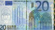 20 eurų apsauginis siūlelis