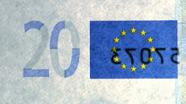 20 eurų sutapimo ženklas pasikeitęs