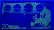 20 eurų kita pusė UV