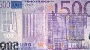 500 eurų apsauginis siūlelis