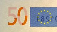 50 eurų sutapimo ženklas pasikeitęs