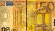 50 eurų vandens ženklas