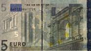 5 eur banknoto vandens ženklai