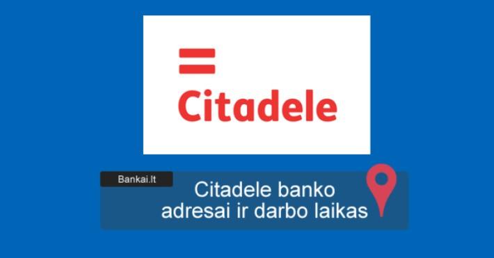 Valiutų kursai citadele