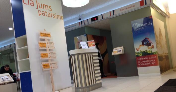 Swedbank būsto paskolų tendencijos