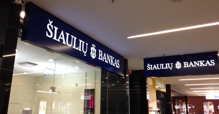 Šiaulių bankas indėliai