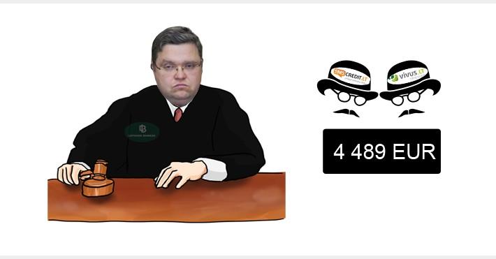 Vitas Vasiliauskas, SMSCredit, Vivus, 4finance