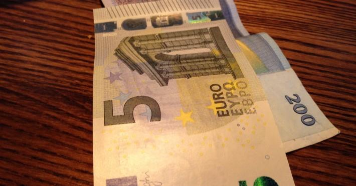 Litai ir eurai