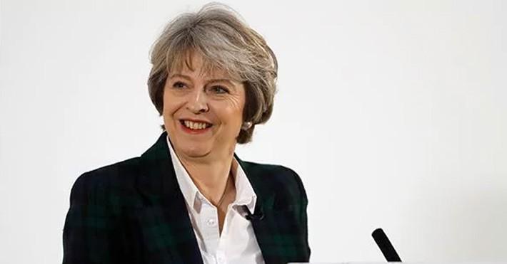 Theresa May, Jungtinės Karalystės ministrė pirmininkė