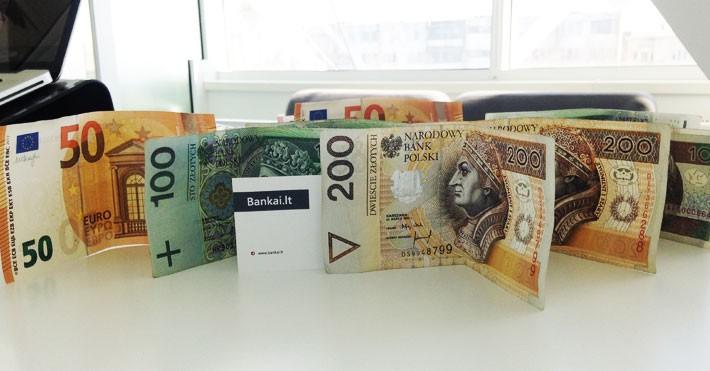Valiutų kursai