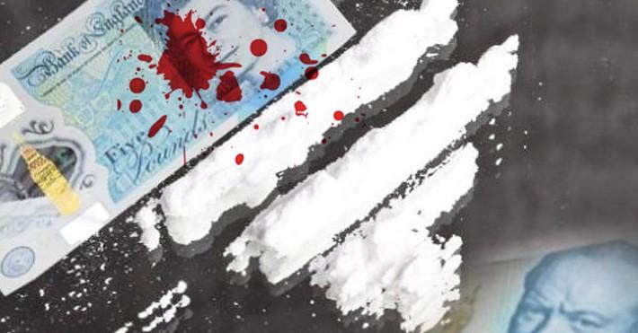 Kokainas ir 5 svarai