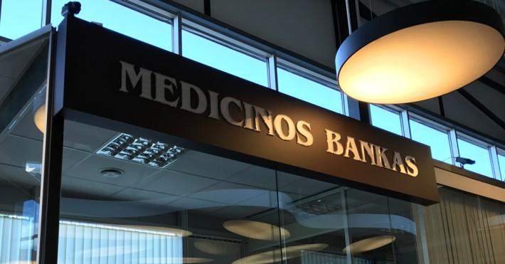 Medicinos banko terminuoti indėliai