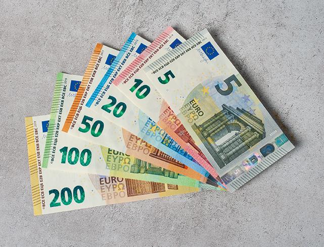 Naujųjų eurų kolekcija
