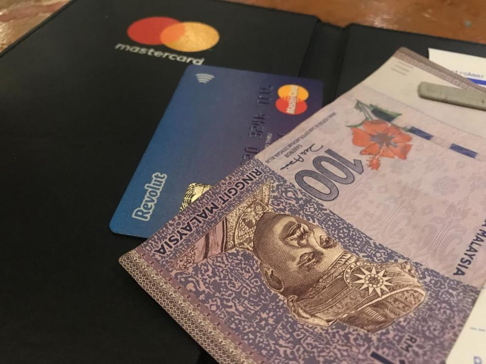 Revolut valiutų kursai