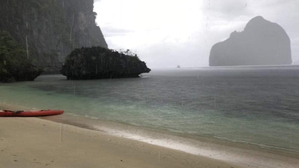 Su Kayak po salas
