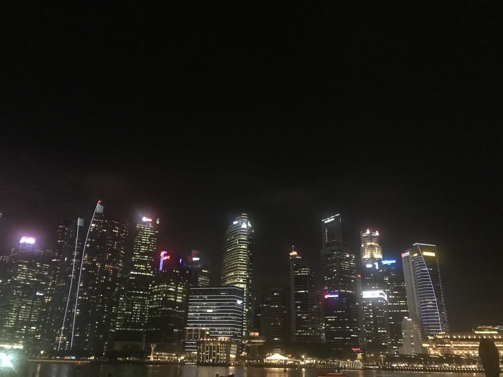Singapūro finansų centras