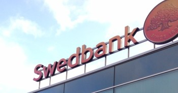 Swedbank bankas mini