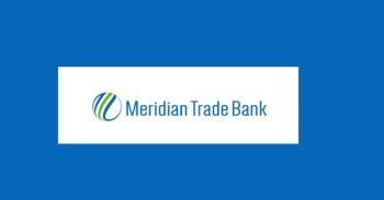 Meridian Trade bankas mini