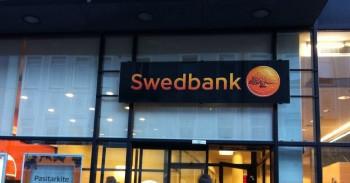 Swedbank įėjimas mini