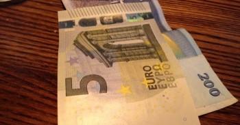 Litai ir eurai mini
