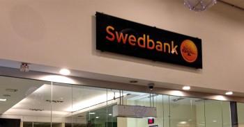 Swedbank varslo plėtra Lietuvoje mini