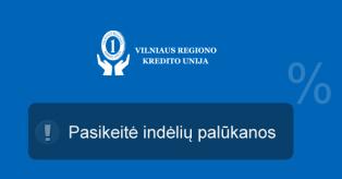 Vilniaus regiono kredito unija mini