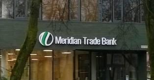 Meridian trade bank mini