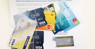 Mokėjimo kortelės PIN kodas mini
