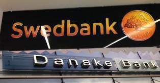 Swedbank ir Danske bank mini