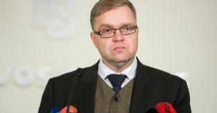 Vitas Vasiliauskas prieš Lietuvos rytą mini