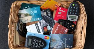 Bankų paslaugų krepšeliai mini
