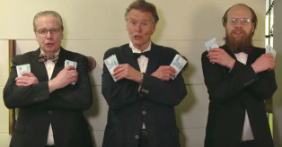 Norvegijos centrinio banko vadovai mini