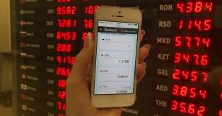Valiutų kursai, skaičiuoklė mini