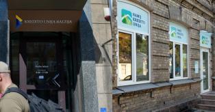 """Namų ir """"Baltijos"""" kredito unijos mini"""