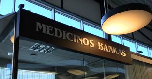 Medicinos banko terminuoti indėliai mini