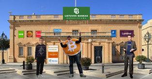 Kriptovaliutos Lietuvoje mini