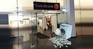 Swedbank įspėtas dėl pinigų plovimo mini