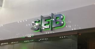 SEB bankas uždirbo 23,4 mln. eurų neaudituoto grynojo pelno mini